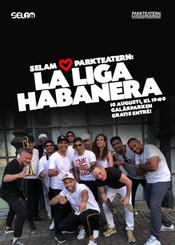 La Liga Habanera_Web flier